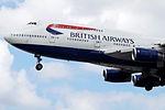 G-BNLW Boeing 747-400 British Airways (14600867269).jpg