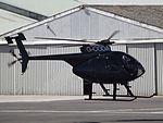 G-CODA Hughes 369 Helicopter (26593239050).jpg