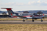 G-GMAD Beech 350 King Air GAMA Aviation (25396764330).jpg
