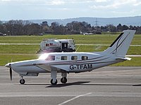 G-TFAM - PA46 - Not Available