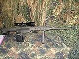 G82 German Army Barrett M107 variant