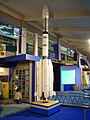 GSLV-D2 Scale Down Model - India And Space - Science City - Kolkata 2006-07-03 04662.JPG