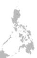 Ga'dang language map.png
