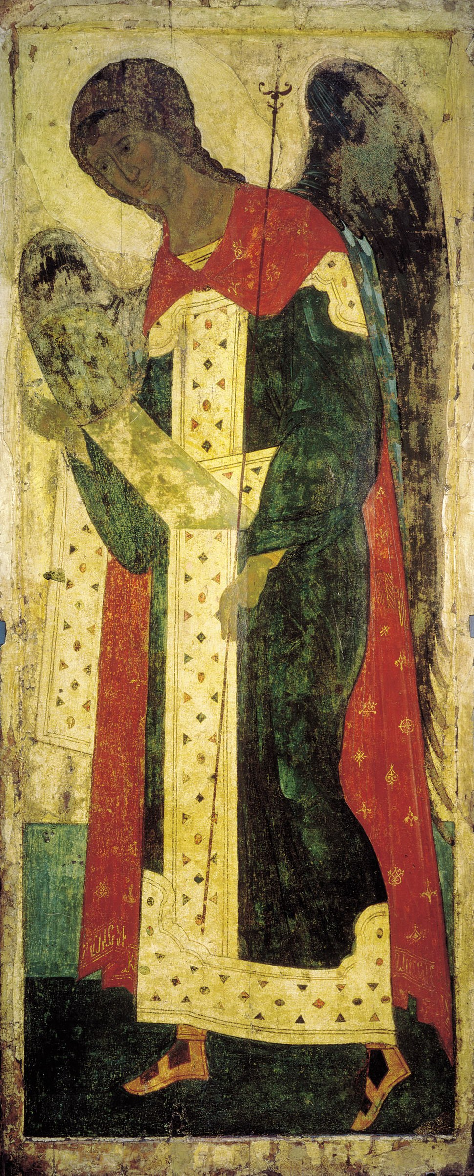 Gabriel from Vladimirskiy chin (15th c., GTG)