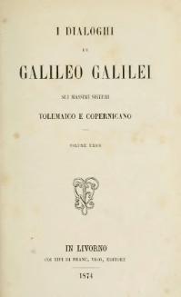 Galileo Galilei Wikiquote