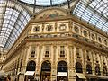 Galleria Vittorio Emanuele II, Milan - panoramio - Nahid Sultan.jpg