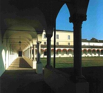 Certosa di Parma - Major Cloister.