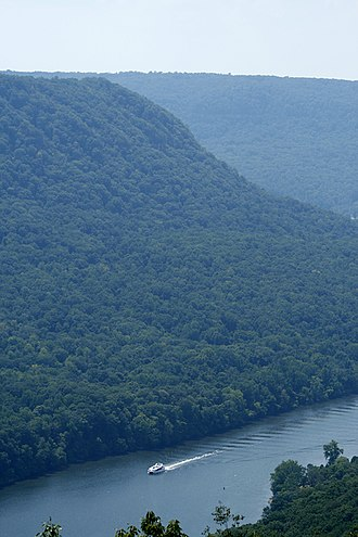 Tennessee River Gorge - Image: Gallery gorge 3 800