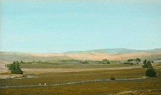 Gang Ranch - Gang ranch, Central BC, about 1922