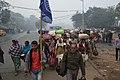 Gangasagar Pilgrims - Babu Ghat Area - Kolkata 2018-01-14 6463.JPG