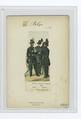 Garde civique belge, 1848. Officier, chasseurs; Chasseurs -éclaireurs (NYPL b14896507-86060).tiff