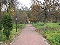 Garden of the Franciscan monastery in Katowice Panewniki 012.JPG