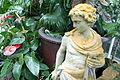 Garden statue - Conservatory of Flowers - San Francisco, CA - DSC03134.JPG