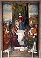 Garofalo, madonna in trono tra i ss. maurelio, silvestro, girolamo e il battista, 1524, 01.jpg