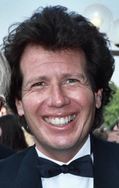 Garry Shandling, American stand-up comedian, actor, director, writer, and producer