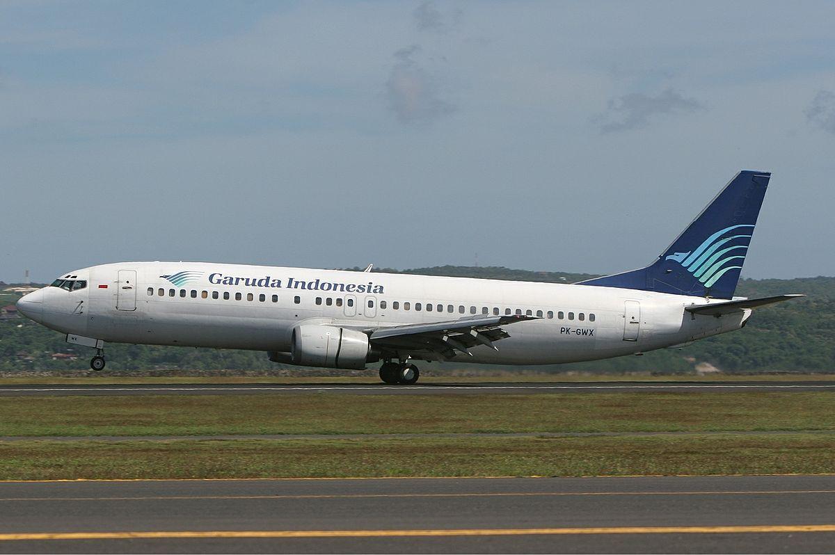Image result for pesawat garuda indonesia