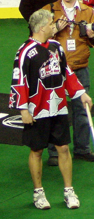 Gary Gait - Gait at the 2005 All-Star Skills Competition