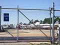 Gate to Stored Aircraft Pensacola (4666632388).jpg