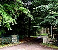 Gated entrance to Balfour House - geograph.org.uk - 966340.jpg