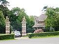 Gatehouse at Wonnell Cross - geograph.org.uk - 50138.jpg