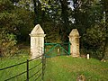 Gateposts, Trebartha - geograph.org.uk - 589170.jpg