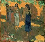 Gauguin, Paul - Three Tahitian Women Against a Yellow Background.jpg
