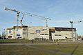 Gdańsk Europejskie Centrum Solidarności w budowie – marzec 2012.JPG