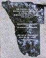 Gedenkstein Columbiadamm 122 (Neuk) Opfer der Kolonialherrschaft.jpg