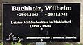 Gedenktafel Hönower Str 13 (Mahld) Wilhelm Buchholz.jpg