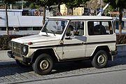 Geländewagen Puch G