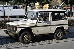 Mercedes-Benz G-Class - Puch G
