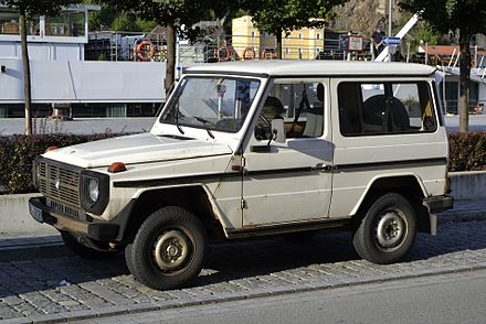 G-Wagen 460 and 461