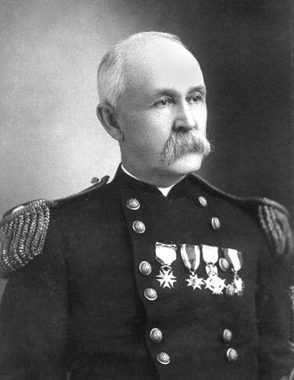 George Miller Sternberg - Brigadier General George Miller Sternberg
