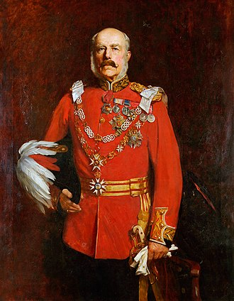 Arthur Borton (British Army officer) - Sir Arthur Borton