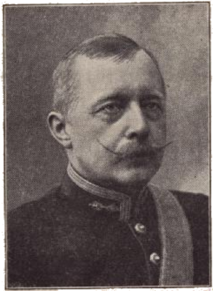Georg Stang - Hans Georg Jacob Stang (minister of defence).