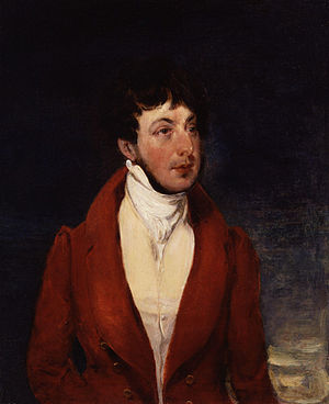 George Osbaldeston - George Osbaldeston, attributed to Francis Grant, circa 1825–1835