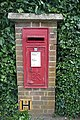 George VI letter box - geograph.org.uk - 916084.jpg