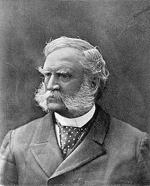 George W. Morgan - George W. Morgan, 1892