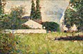 Georges Seurat - House among trees PC 659.jpg