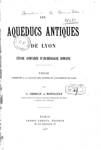 File:Germain de Montauzan - Les Aqueducs antiques, 1908.djvu
