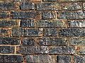 Germany Luebeck townhall bricks (detail).JPG