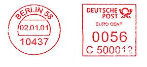 Germany stamp type RB15.jpg