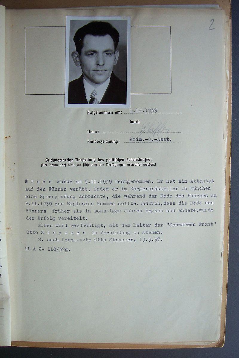 Gestapo-Akte Georg Elser (Delikt).jpg