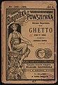 Ghetto of Herman Heyermans translated by Mark Arnstein in polish.jpg