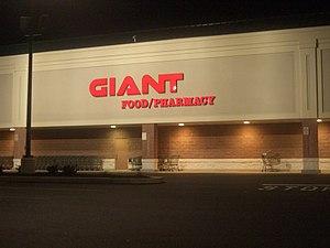 Giant-Carlisle - A Giant-Carlisle supermarket in Shillington, Pennsylvania.