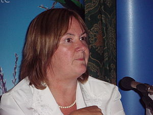 Gillian Morgan - Labour Party conference 2007