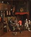 Gillis Mostaert - Netherlandish Household - WGA16291.jpg