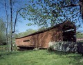 Gilpin's Falls covered bridge in Cecil County, Maryland, was built about 1860 LCCN2011631716.tif