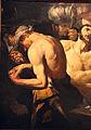 Gioacchino assereto, martirio di san bartolomeo, 1630 ca. 02.JPG
