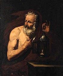 Giovanni Battista Langetti - Diogenes.jpg